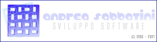 Andrea Sabbatini - Sviluppo Software